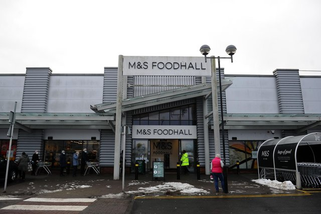Marks and Spencers stores have been forced to recall a product because it may contain traces of Hepatitis A