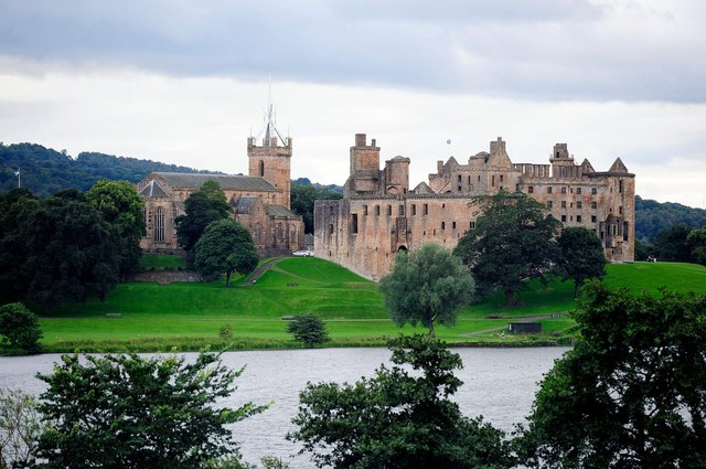 Like most music fans, Linlithgow Palace is ready and waiting for some live performances