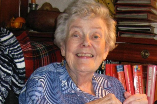Doctor Daphne Easton died in Camelon at the age of 91