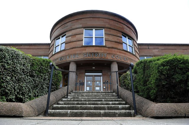 Gray was told she may have 'turned a corner' and moved away from her offending ways at Falkirk Sheriff Court on Thursday