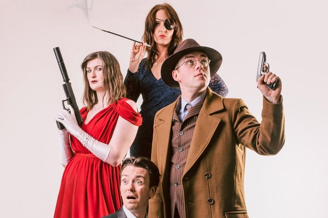 The Can You Catch the Killer team is no offering online murder mysteries