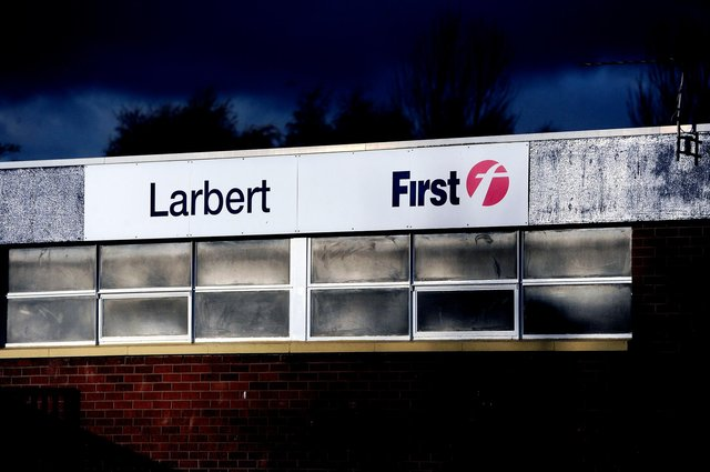 A third member of staff at Larbert's First Bus depot has sadly died after contracting COVID-19