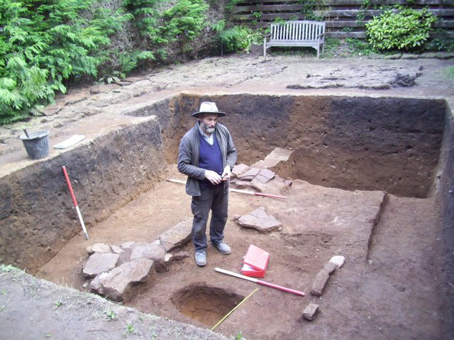 Geoff Bailey recorded nearly 40 years of excavations in this area.