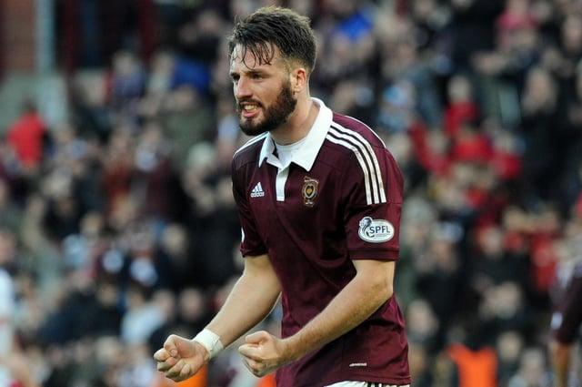 Defender Brad McKay has joined the Bairns