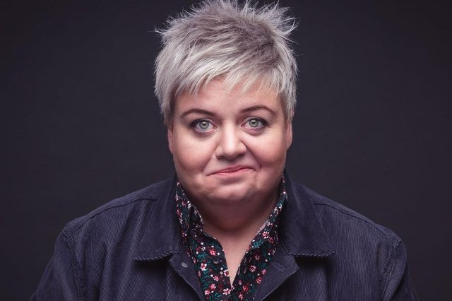 Susie McCabe will be getting loads of laughs at BTW next week
