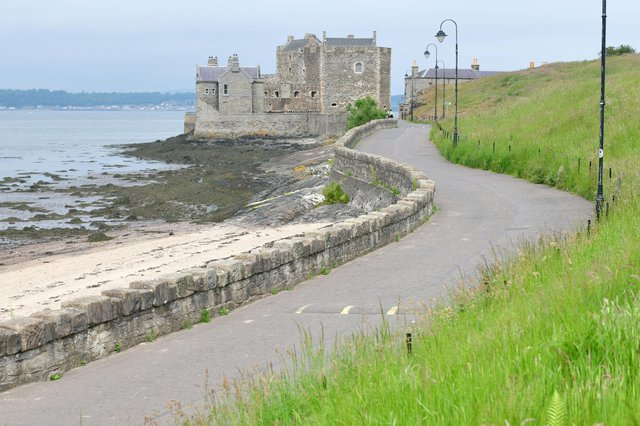 Blackness Castle is just days away from opening to the public once more