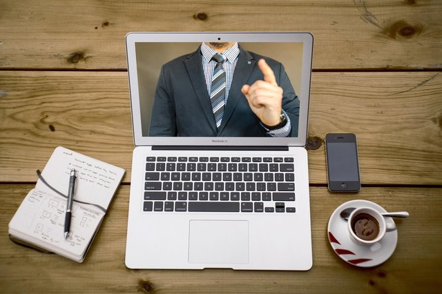 Businesses are invited to the virtual meetings