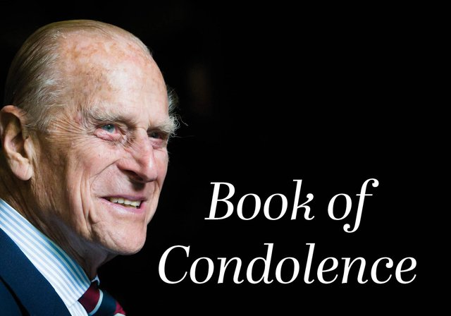 Sign our book of condolence to Prince Philip