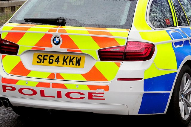 Police are investigating an attempted break-in and a theft at a house in Bonnybridge