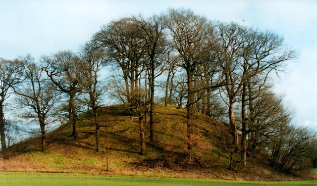 The Hill of Dunipace.