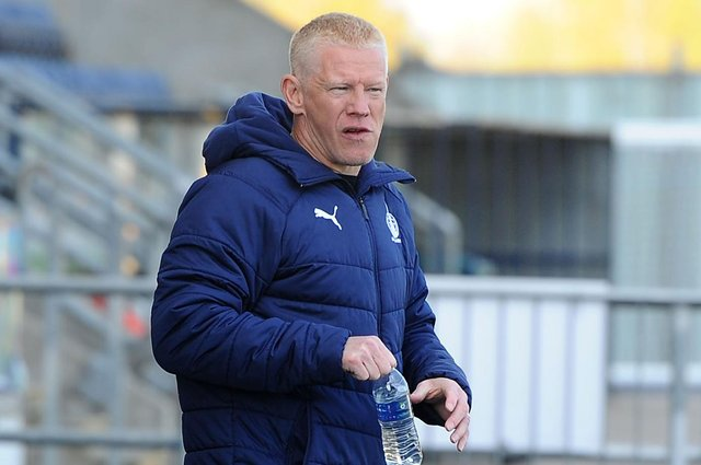 Gary Holt will not be taking up the Falkirk manager role on a permanent basis