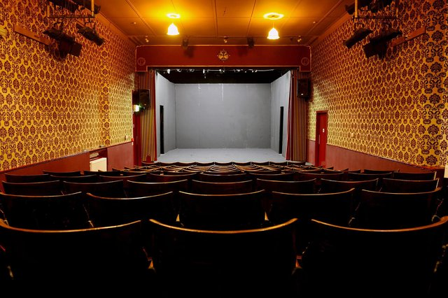 Ghostseekers Scotland will be carrying out a paranormal investigation in the Barony Theatre