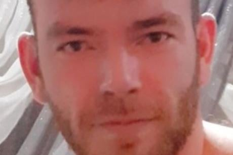 Lee Wood has been missing since Monday, March 15