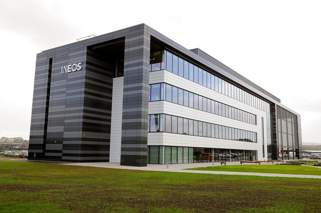 Ineos will begin piling work for its new energy centre next week