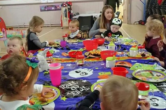 Larbert West Toddler Group has announced its decision to fold. Contributed.