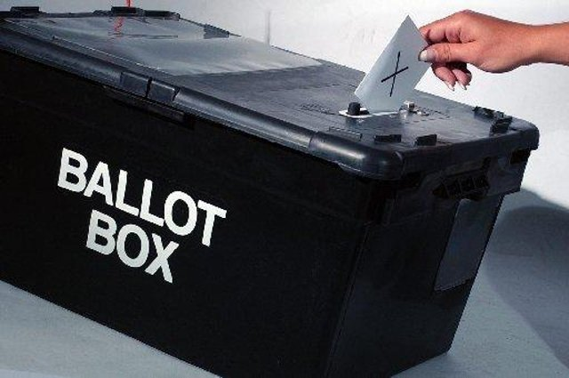 Voters go to the polls on Thursday.