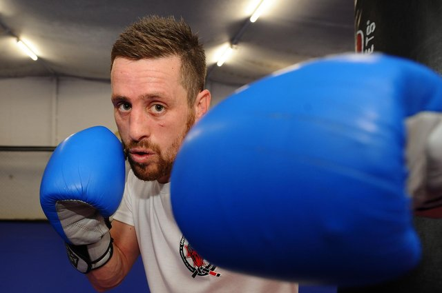 Kevin Traynor will fight at the end of the month (Pic: Michael Gillen)