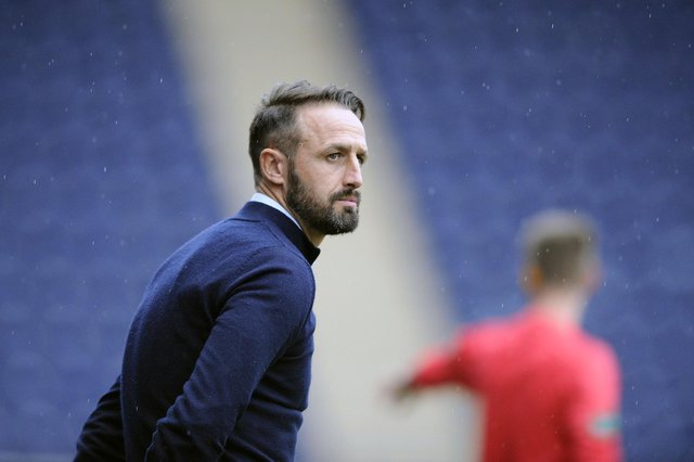 Stephen Swift has left Lowland League side BSC Glasgow to take on the manager's job at Ochilview.