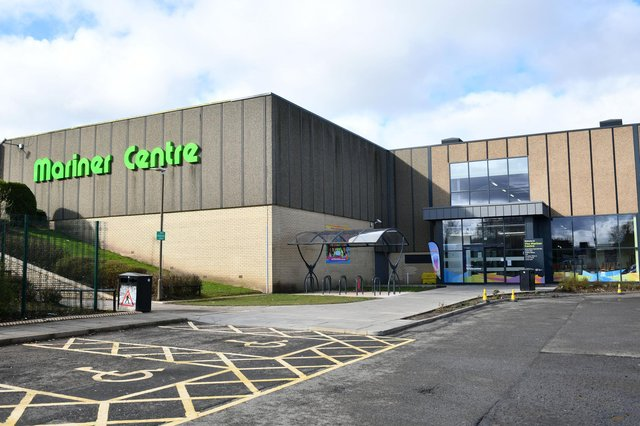 Four main sports centres, including the Mariner Centre in Camelon, will reopen later this month