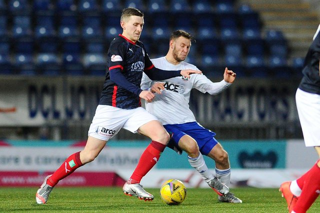 The top of the table clash between Falkirk and Cove at the Balmoral Stadium this Saturday will now kick off at noon