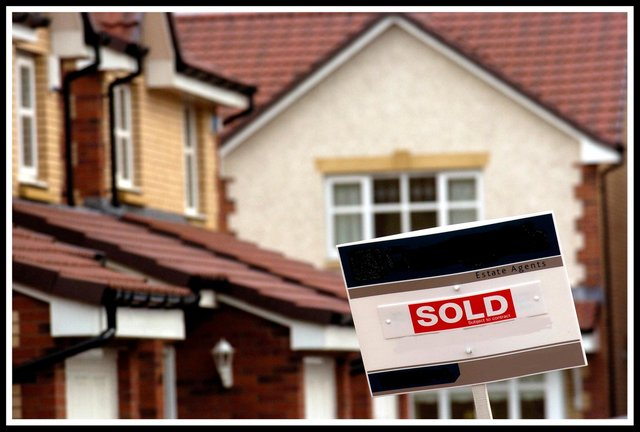 There are simple things you can do to help sell your house. Pic: Donald MacLeod.