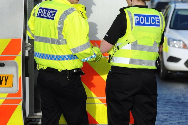 Sneddon admitted threatening to urinate in a police vehicle