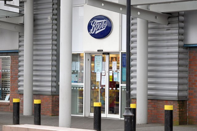 Raducanu admitted stealing over £2000 of face creams from Boots in Falkirk Central Retail Park