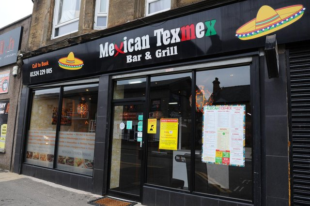 Mexican Tex-Mex.