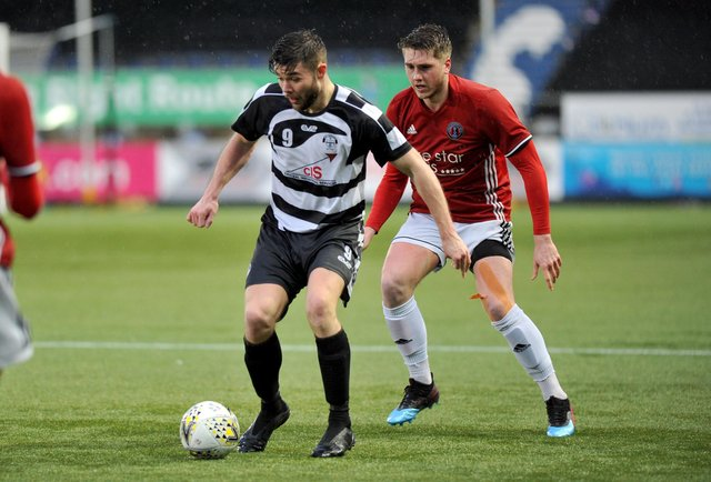 East Stirlingshire will kick off their season against Gala Fairydean Rovers on July 17 (Pic: Archive/Roberto Cavieres)