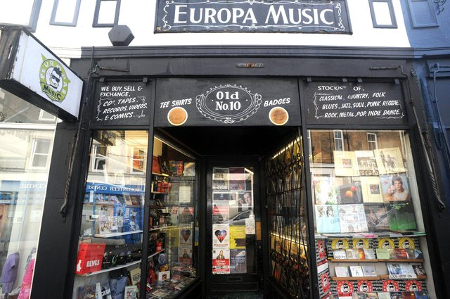 Europa Music will be celebrating Independent Record Store Day this weekend