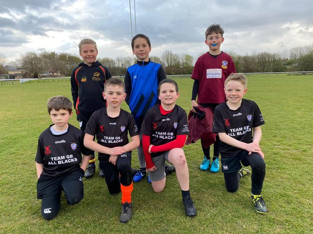 """The return of the club's mini section has been described as the """"first step"""" in a return to normality for Grangemouth Stags by president Alan McKenzie"""