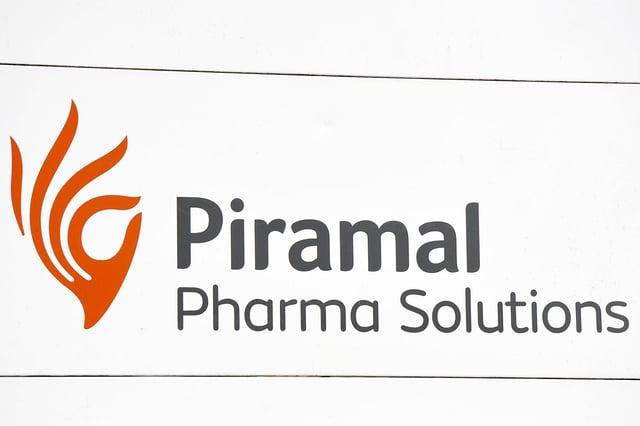 Piramal Healthcare UK Ltd. (Pic : Michael Gillen)