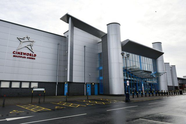 Movie lovers will soon be able to get their big screen thrills once more when Cineworld reopens