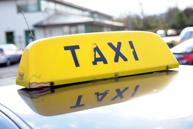 Unite says taxi drivers are not getting enough support from the Scottish Government