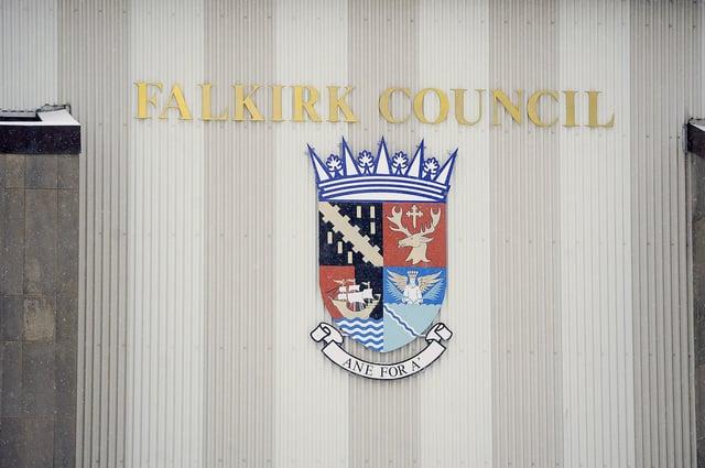 Falkirk Council Municipal Buildings