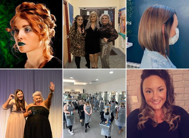The best hairdressers, salons, and barbers in Falkirk, chosen by or readers