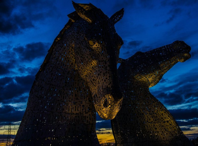 """No surprise about what grans the number one spot - the remarkable Kelpie sculptures and the surrounding parkland attract visitors from far and wide. Pompey_Sunseekers wrote: """"We were lucky enough to have a gorgeous sunny day when we visited the Kelpies which helped to display them beautifully but they would look gorgeous in any weather. A stunning and impressive piece of art."""""""