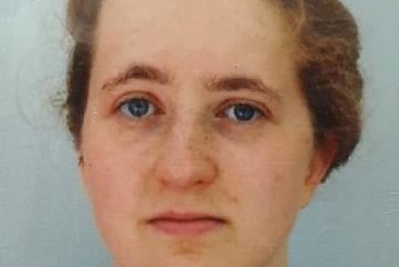 Carolann Young was last seen in Bantaskine Street, Falkirk this morning. Contributed.
