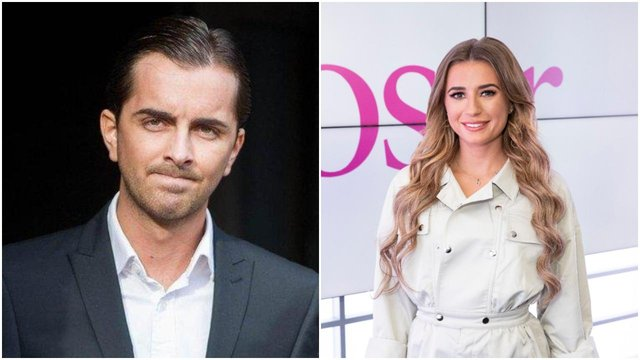 Dani Dyer has been in an on-off relationship with Sammy Kimmence since before she went on Love Island (Getty Images)
