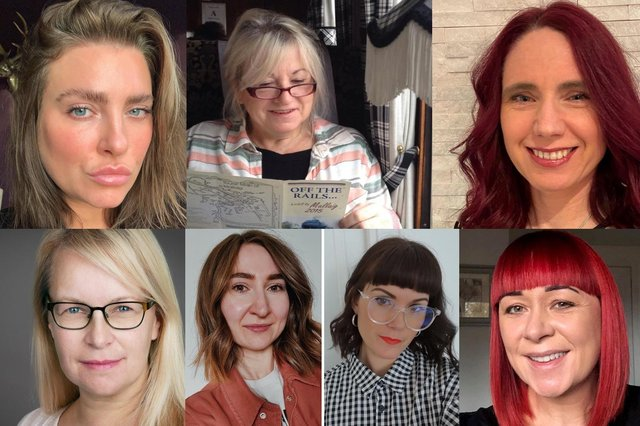 Some of the amazing women who are helping to transform Falkirk Town Centre