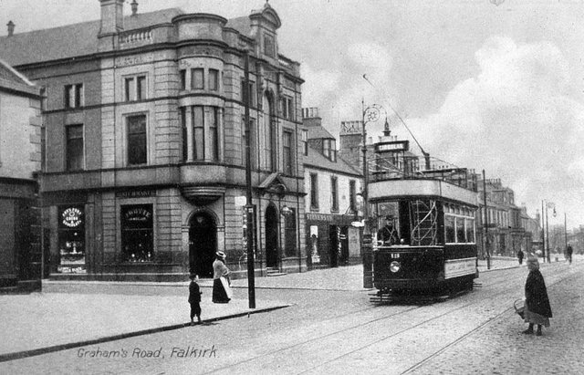 The Oddfellows Hall pictured around 1910.