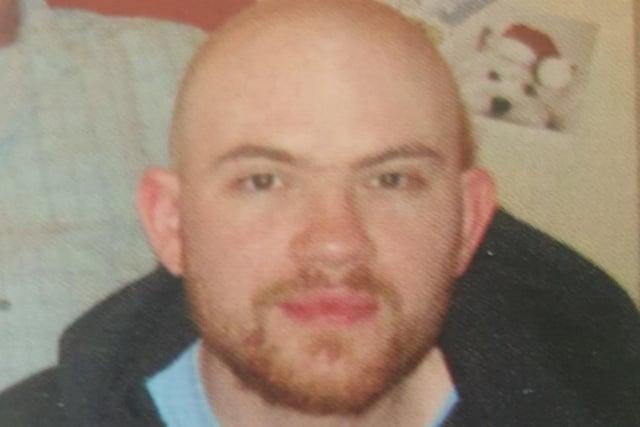 Missing man Gary McDonald