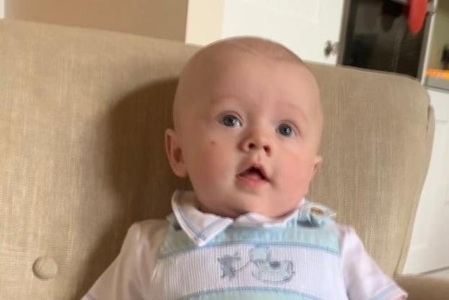 Lyle Jaye was born in December.