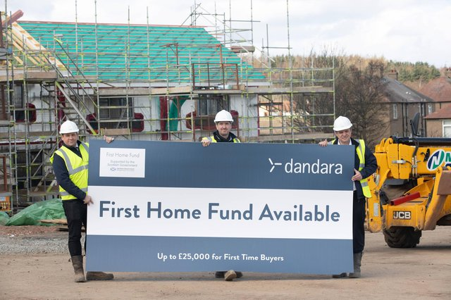 First Home Fund launches in Scotland.