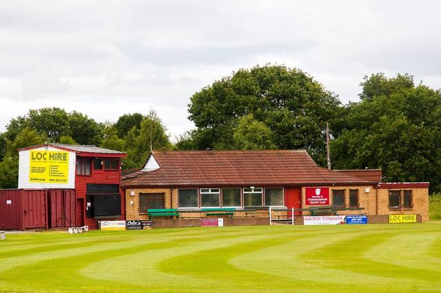 Stenhousemuir Cricket Club