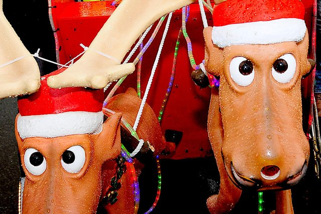There will no longer be a Santa sleigh collecting cash for local causes as Larbert Round Table announced it was folding at the end of the month