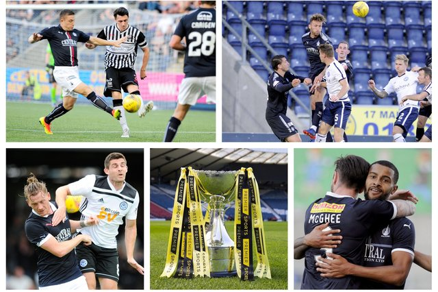 The Scottish League Cup introduce a group stage format for the first round in 2016 and Falkirk have been involved in 19 group games since then