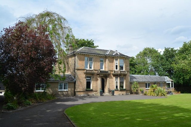 Thornville House, Ladysmill, Falkirk.