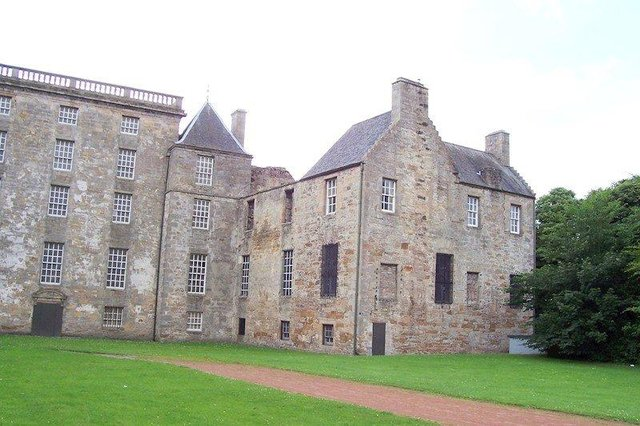 Kinneil House will be closed to the public for the remainder of 2021