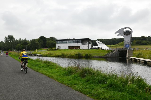 Magnet fishers are allowed to use theForth and Clyde Canal under the new deal. Picture: Michael Gillen.